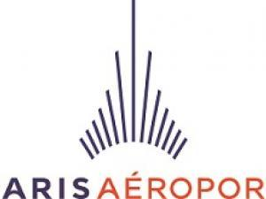 Logo aeroport Paris